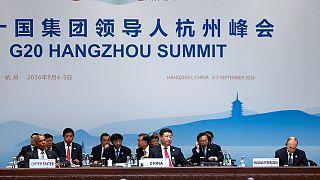نشست گروه ۲۰ در چین آغاز شد