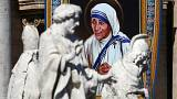 Madre Teresa de Calcutá proclamada santa pelo papa Francisco