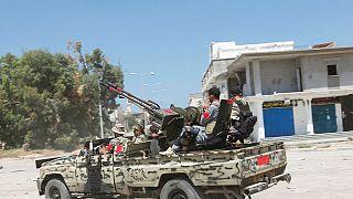 Libye : les derniers jihadistes de l'EI à Syrte opposent une ''forte résistance''