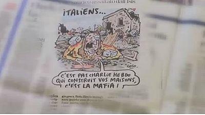Quand Charlie Hebdo fâche l'Italie