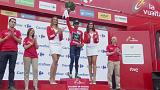Vuelta: Genialer Schachzug von Spitzenreiter Quintana