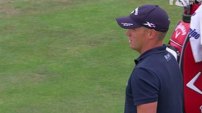 Golf: Ustaların ustası Alex Noren