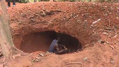 Côte d'Ivoire : exploitation des mines