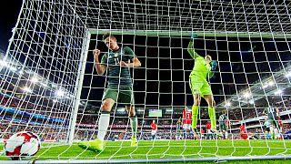 Russia 2018: la Germania vince 3-0 in Norvegia, l'Inghilterra beffa la Slovacchia al 95'