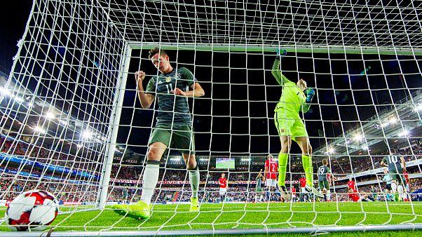 آلمان و انگلیس رقابت های مقدماتی جام جهانی روسیه را با برد آغاز کردند