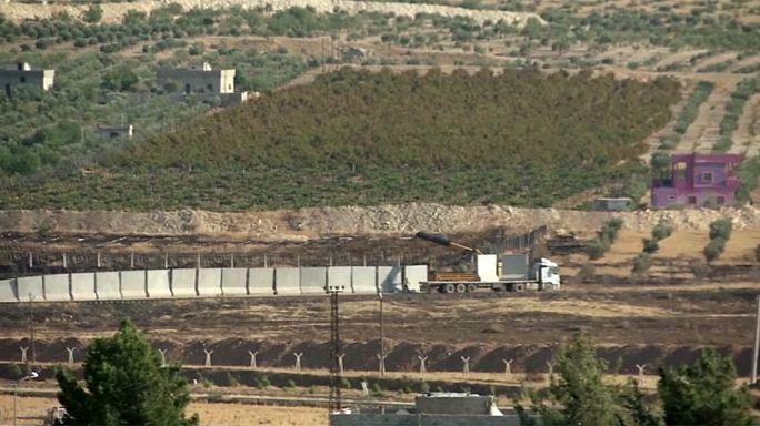 Azez-Cerablus hattı IŞİD'den temizlendi