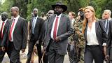 South Sudan accepts new UN-backed peacekeeping force