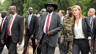 Újabb ENSZ-békefenntartók érkeznek Dél-Szudánba