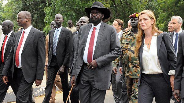 بر شمار کلاه آبی ها در سودان جنوبی افزوده می شود