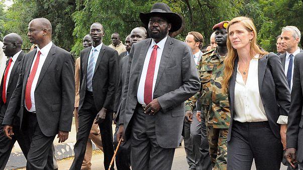 جنوب السودان توافق على نشر 4 الاف جندي اضافي من قوات حفظ السلام في البلاد