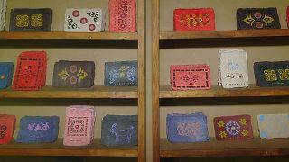 Wiederbelebte Tradition: Samarkands Seidenpapier