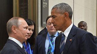 Putin y Obama se van de la cumbre del G20 en China sin llegar a un acuerdo sobre Siria