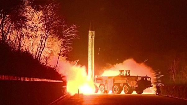 Les nouveaux tirs de missiles de Pyongyang inquiètent le Japon