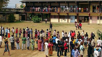 Gabon opposition urges boycott