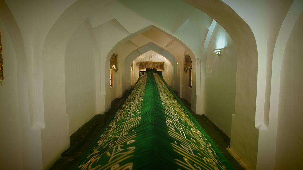 Самарканд: Гробниця святого Данила