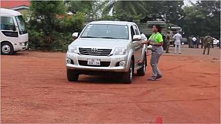 Training Ghanaian women in professional driving