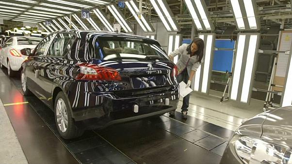 Zone euro : la croissance du secteur privé s'essouffle