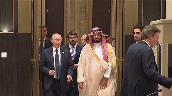 Ρωσία- Σ. Αραβία: Συνεργασία για «πάγωμα» της παραγωγής πετρελαίου, ανεβαίνουν οι τιμές