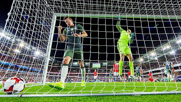 الزاوية:انطلاقة موفقة لألمانيا وانجلترا في تصفيات مونديال 2018