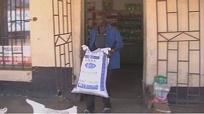 Le défi de l'engrais en Afrique