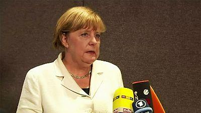 Germania: Angela Merkel difende la linea pro-rifugiati malgrado la batosta nel Meclemburgo-Pomerania