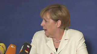 G20 : Angela Merkel appelle le secteur privé à investir davantage en Afrique