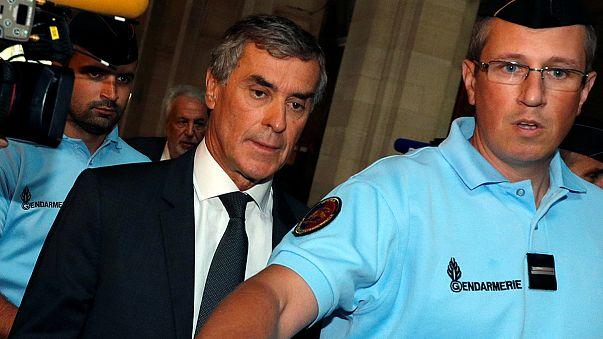 وزیر دارایی پیشین فرانسه در برابر دادگاه