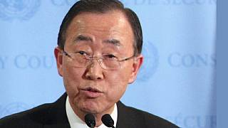 UN chief speaks with Bongo and Ping, urges restraint