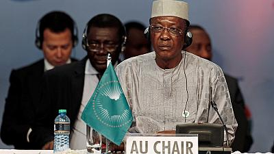 AU ready to intervene in Gabon crisis if ... - Idriss Deby