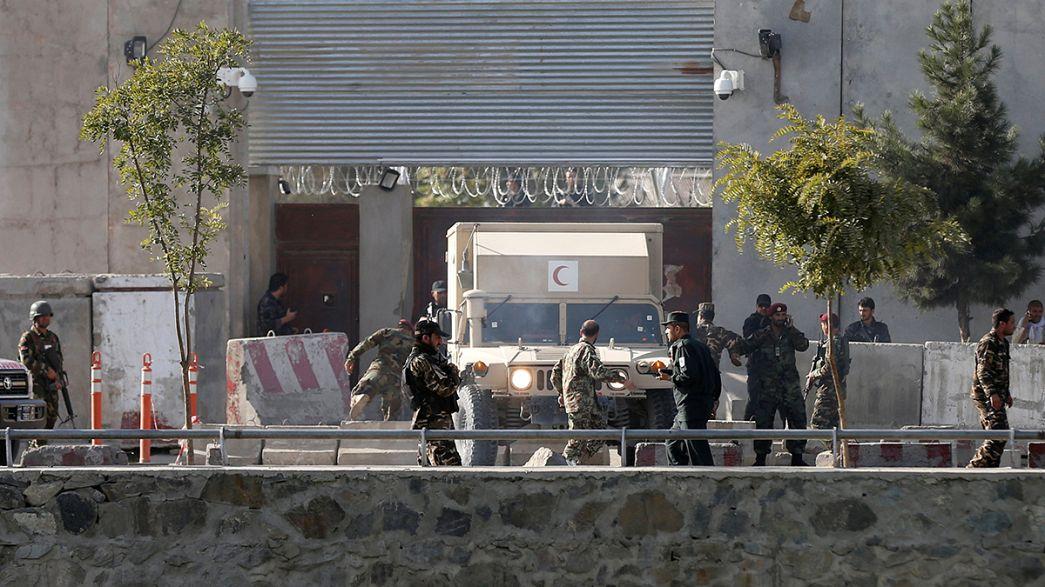Третий за сутки взрыв в Кабуле