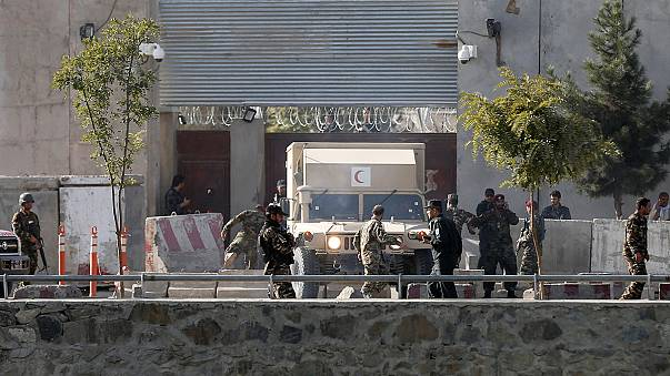 Kabul hit by three bomb attacks