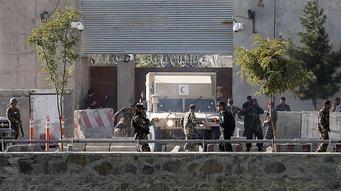 Tödliche Explosionen erschüttern Kabul