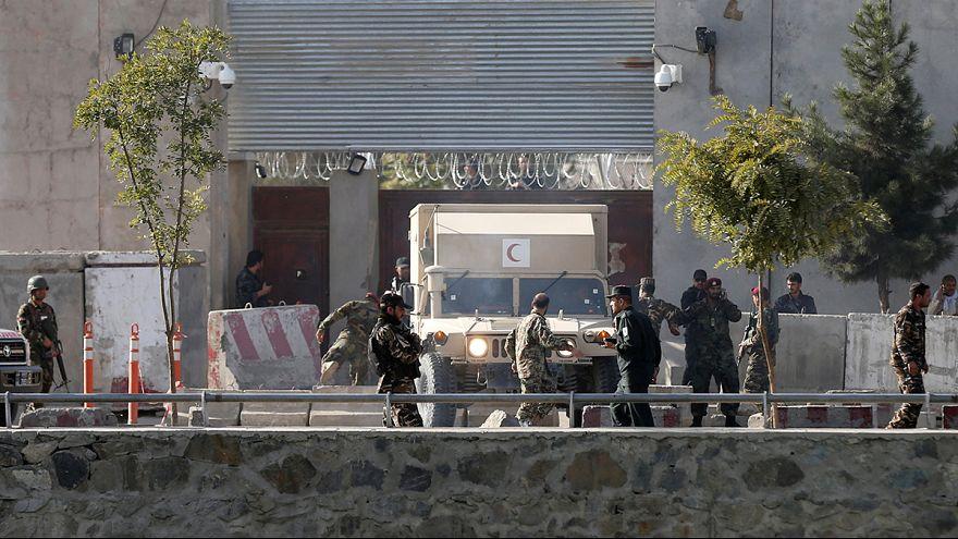 Explosions en série à Kaboul