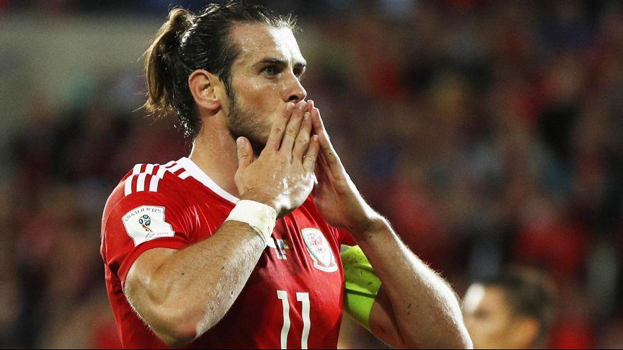 """Уэльс, Италия и Испания начали """"мировой"""" отбор с убедительных побед"""