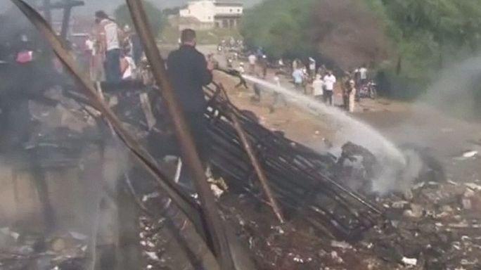 Suriye'de eş zamanlı saldırılarda 47 kişi öldü