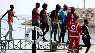 Italie : plus de 2700 migrants secourus au large des côtes libyennes