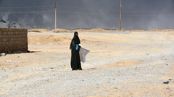IS verbietet aus Sicherheitsgründen angeblich Burka in Mossul