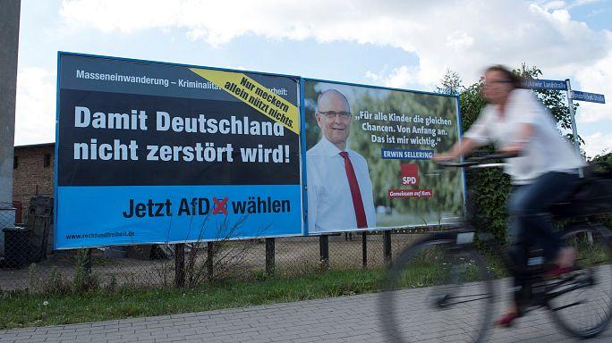 """Internationale Presse nach MeckPomm: """"Weckruf für Angela Merkel"""""""