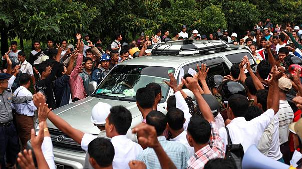 Myanmar: Annan faces anger as he probes plight of Rohingya Muslims