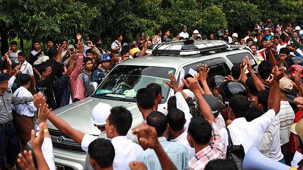 Birmanie : Kofi Annan au chevet des Rohingyas, les bouddhistes protestent