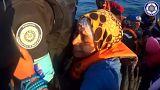 Mar Egeo: la polizia marittima portoghese salva 38 migranti