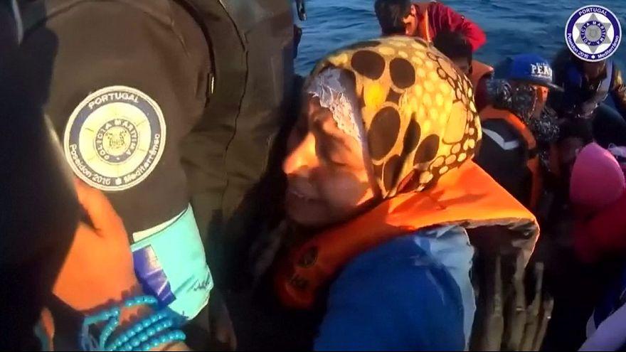 Égei-tengeri mentés