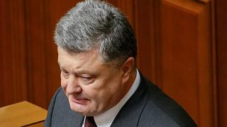 """Petro Porochenko: """"l'adhésion de l'Ukraine à l'Otan reste un objectif stratégique"""""""