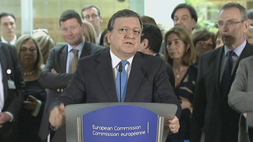 الرئيس السابق للمفوضية الأوروبية محور انتقادات بسبب انضمامه الى مجموعة غولدمان ساكس المصرفية