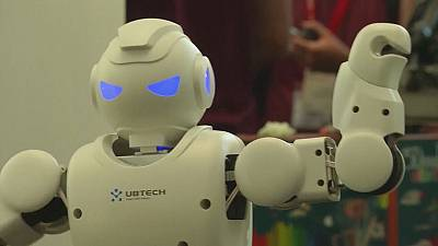 Home robots all the rage at IFA in Berlin