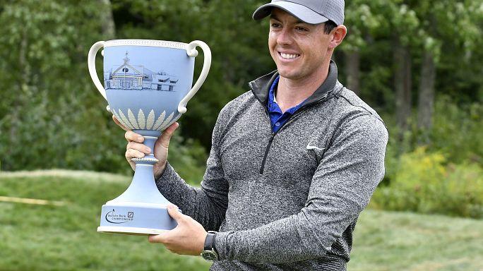 Rory McIlroy retrouve le goût de la victoire