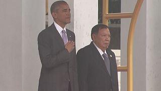 Ομπάμα: «Οι ΗΠΑ έχουν ηθική υποχρέωση να βοηθήσουν το Λάος»