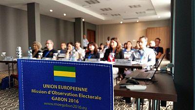 """Présidentielle au Gabon : """"évidente anomalie"""" dans les résultats selon l'UE"""