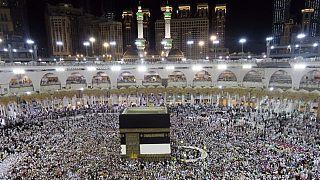 En Arabie saoudite, Croissant-Rouge et sécurité renforcée à l'approche du Hadjj