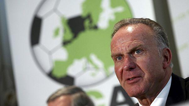 Los grandes clubes avalan las reformas de la UEFA para el fútbol europeo